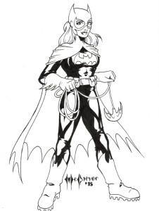2015-01-07 - Batgirl