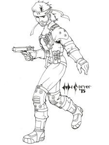 2015-01-10 - Solid Snake