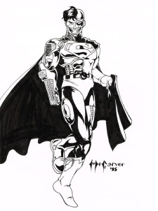 2015-01-19 - Cyborg Superman