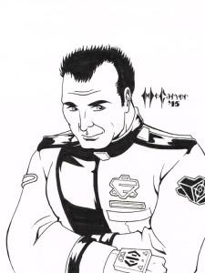 2015-01-22 - Michael Garibaldi